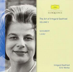 CD Vol. 5. Schubert di Franz Schubert