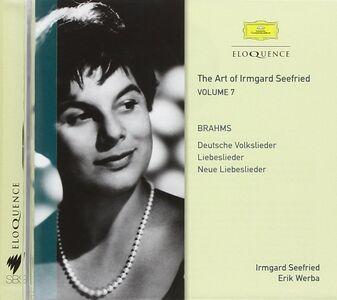 CD Vol. 7. Seefried &