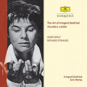 CD Vol. 8. Wolf, R. Strauss Richard Strauss , Hugo Wolf