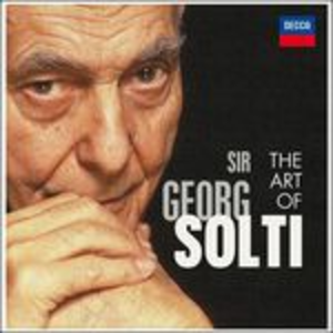 CD The Art of Georg Solti