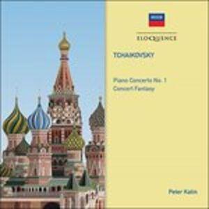 CD Concerto per Pianoforte No 1 - di Pyotr Il'yich Tchaikovsky