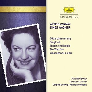 CD Sings Wagner di Richard Wagner