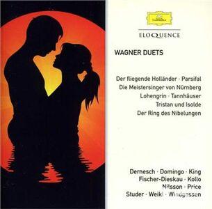 Foto Cover di Duets, CD di Richard Wagner, prodotto da Eloquence