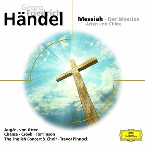 CD Der Messias - Arien Und di Georg Friedrich Händel