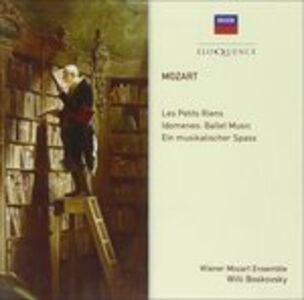 CD Ballet Music di Wolfgang Amadeus Mozart