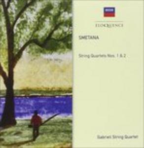 CD Quartetti per Archi di Bedrich Smetana
