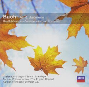 CD Air und Badinerie di Johann Sebastian Bach