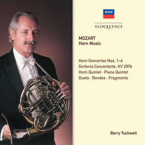 CD Horn Music di Wolfgang Amadeus Mozart