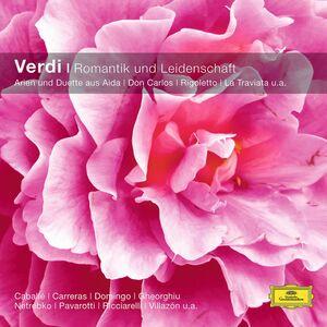 CD Romantik Und Leidenschaft di Giuseppe Verdi
