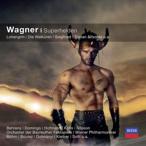 CD Superhelden di Richard Wagner