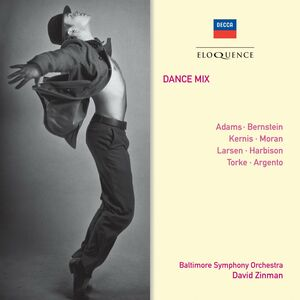 Foto Cover di Dance Mix, CD di David Zinman, prodotto da Eloquence