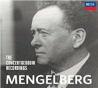 CD The Concertgebouw Recordings
