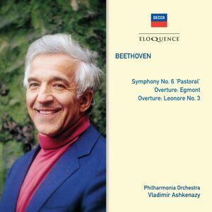 Foto Cover di Sinfonia n.6, Overtures, CD di Ludwig van Beethoven, prodotto da Eloquence