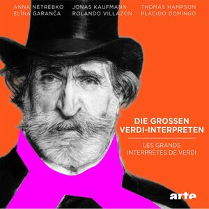 CD Die Grossen Verdi di Giuseppe Verdi