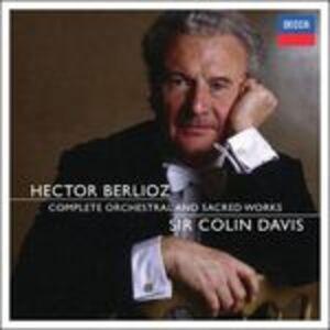 CD Musica orchestrale e sacra di Hector Berlioz