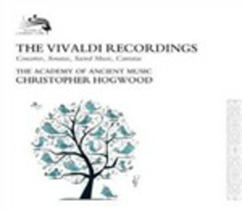 CD The Vivaldi Recordings di Antonio Vivaldi