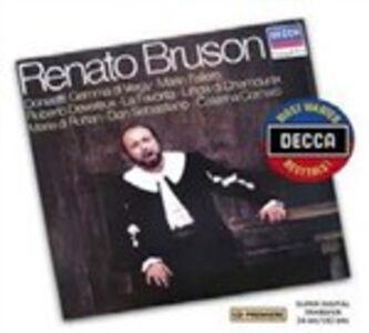 CD Arie d'opera di Gaetano Donizetti