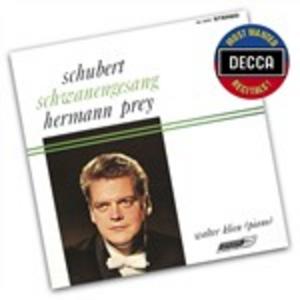 CD Schwanengesang di Franz Schubert