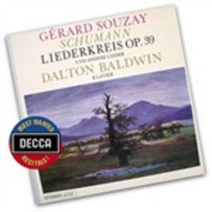 CD Liederkreis op.39 di Robert Schumann