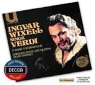 CD Wixell canta Verdi di Giuseppe Verdi