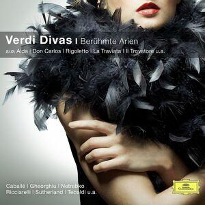 CD Verdi Divas. Beruhmte.. di Giuseppe Verdi
