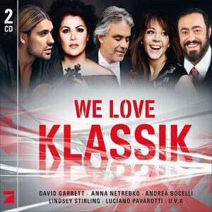 CD We Love Klassik