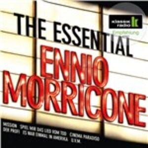 CD The Essential (Colonna Sonora) di Ennio Morricone