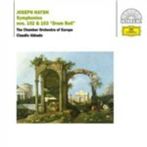 CD Sinfonie n.102, n.103 di Franz Joseph Haydn