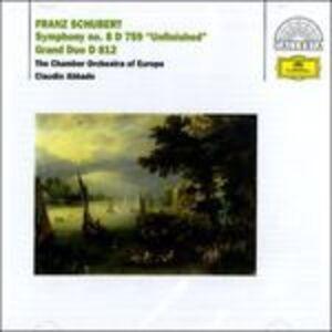 Foto Cover di Sinfonia n.8, CD di AA.VV prodotto da Deutsche Grammophon