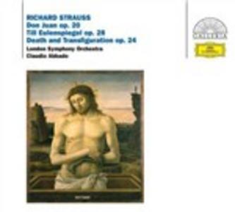 CD Don Juan - Till Eulenspiegel - Morte e trasfigurazione di Richard Strauss