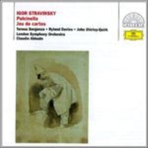 Foto Cover di Pulcinella - Jeu de cartes, CD di AA.VV prodotto da Deutsche Grammophon