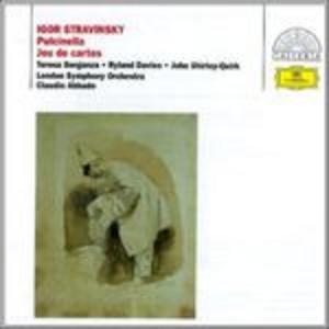 CD Pulcinella - Jeu de cartes di Igor Stravinsky