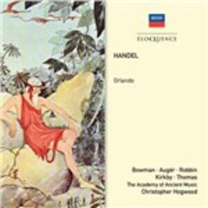 CD Orlando di Georg Friedrich Händel