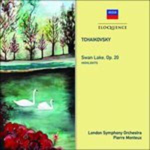 CD Swan Lake di Pyotr Il'yich Tchaikovsky