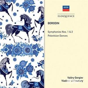 CD Symphonies Nos. 1 &.. di Alexander Porfirevic Borodin