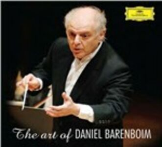 Foto Cover di The Art of Daniel Barenboim, CD di Daniel Barenboim, prodotto da Deutsche Grammophon