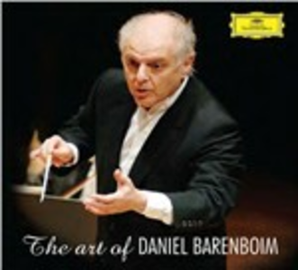 CD The Art of Daniel Barenboim