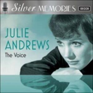 CD Silver Memories di Julie Andrews