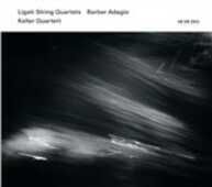 CD Quartetti per archi n.1, n.2 / Adagio György Ligeti Samuel Barber Ligeti String Quartet