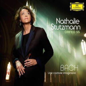 CD Une Cantate Imaginaire di Johann Sebastian Bach