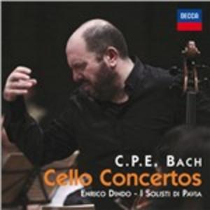 CD Concerti per violoncello di Carl Philipp Emanuel Bach