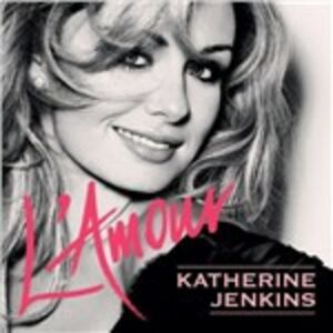 CD L'amour di Katherine Jenkins