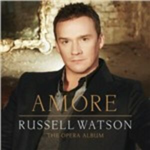 CD Amore. The Opera Album