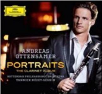 CD Portrait. The Clarinet Album