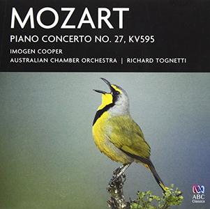 CD Concerto per Pianoforte No. 27 di Wolfgang Amadeus Mozart