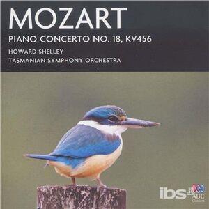 Foto Cover di Concerti per Pianoforte No. 18, CD di Wolfgang Amadeus Mozart, prodotto da ABC Classics