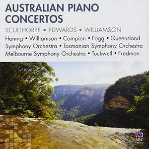 CD Australian Piano