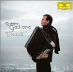 CD Le quattro stagioni di Richard Galliano