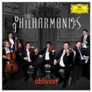 Foto Cover di Oblivion, CD di Philharmonics, prodotto da Deutsche Grammophon