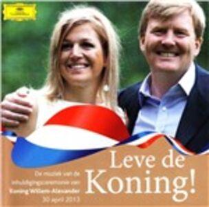 CD Leve De Koning!